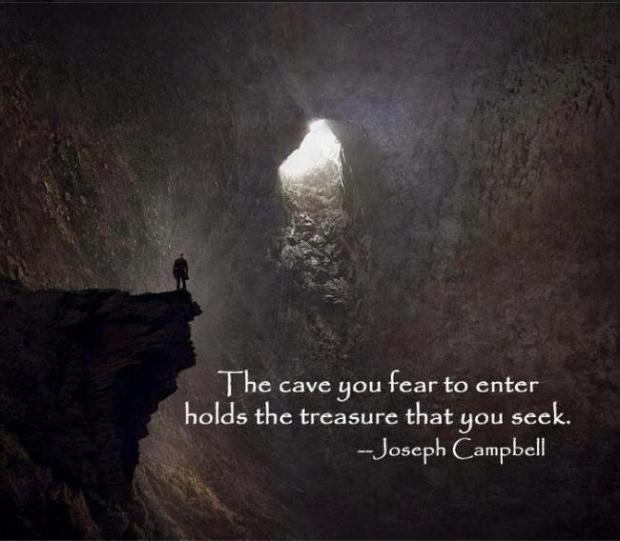 The treasure that you seek